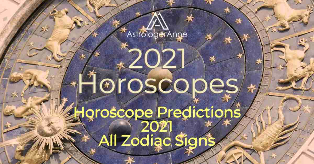 Blue and tan zodiac sculpture with star sign animals and symbols in circle - 2021 horoscopes predictions for all zodiac signs