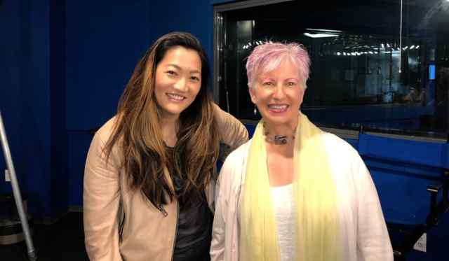 Astrologer Anne Nordhaus-Bike with WGN Radio host Ji Suk Yi talking astrology - including Mercury retrograde in Cancer.