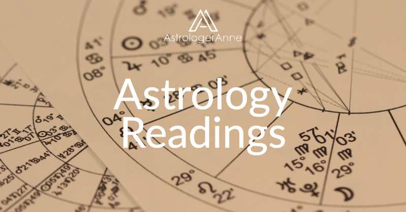 Astrology readings with Astrologer Anne